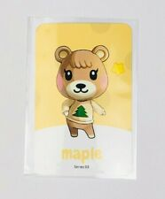 Amiibo NFC Karte Animal Crossing Maple/Mona 017
