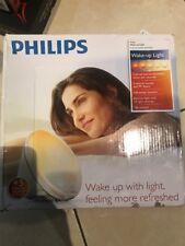 Philips Wake Up Light HF3520 LED Radio Nature Sound Alarm Sunrise Simulation