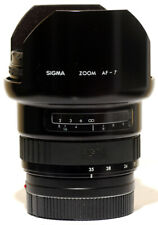 Sigma AF 21-35mm f3.5-4.2 Ultra Wide Zoom Full Frame Minolta Maxxum /Sony A900