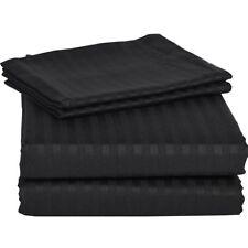 1000 TC Duvet Cover Sets All Striped Color & Sizes Egyptian Cotton