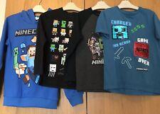 Boys Minecraft Top T.shirt bundle Age 5-6 Years