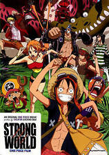 One Piece: Strong World (DVD, 2013)
