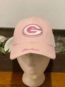 Green Bay Packers Snapback Hat NFL Football Adult Women's NEW!