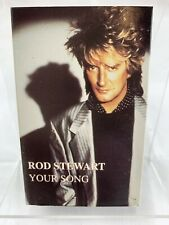 Your Song [Single] by Rod Stewart (Cassette, Jul-1992, Polydor