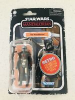Star Wars The Mandalorian Action Figure 3.75 Scale Retro Collection In Stock NEW