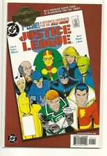 DC COMICS MILLENIUM EDITION JUSTICE LEAGUE #1! NM!