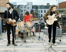 The Beatles UNSIGNED photo - L5195 - Final public performance - NEW IMAGE!!