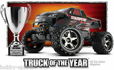 Traxxas Stampede 4X4 Brushless VXL TQi 2.4Ghz Truck TSM No Battery TRA670864