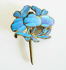 Qing Dynasty Kingfisher feather Hair Pin Chinese Antique Vintage Tian tsui