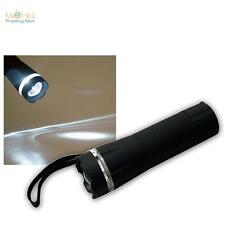 Power 1w LED Lampe de poche, gommé superhell torch Flashlight pocket LAMP