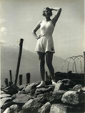 Fotokunst mit Fototyp Gelatinsilber (bis 1940) von Porträts & Personen
