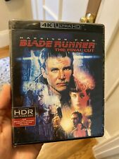 Blade Runner - The Final Cut 4K Uhd + Blu-Ray - No Digital - Disc Untouched