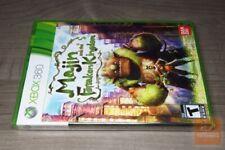 Majin and the Forsaken Kingdom (Xbox 360 2010) FACTORY SEALED! - EX!