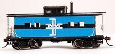 Bachmann HO Scale Train Caboose Boston & Maine #C-120 16818