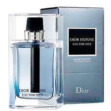 Dior Homme  Eau De Toilette Spray 3.4 Oz 100 ML For Men