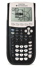 Texas Instruments TI-84 Plus 84+ Graphing Calculator High School Math Science