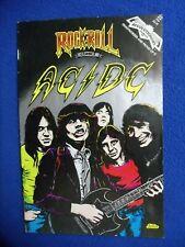 ~~ AC/DC ~ ROCK 'N ROLL COMICS #22 ~ 1990 ~~