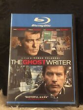 The Ghost Writer DVD Blu-ray