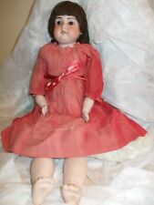 "Beautiful Antique FLORODORA Germany Doll 24"""