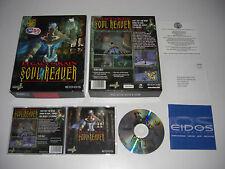 SOUL REAVER 1 - Legacy Of Kain Pc Cd Rom  Original BIG BOX  Fast , Secure Post
