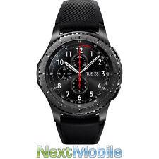 Samsung Gear S3 Frontier R760N Black Smartwatch - 24 Mths Samsung Wty