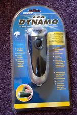 Dorcy LED Dynamo Flashlight (self powered) - New