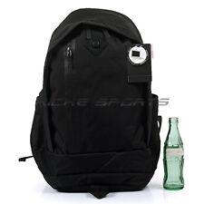 Nike Cheyenne 3.0 Solid Backpack & Bookbag Laptop Sleeve Black/Black BA5230-010