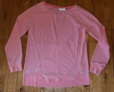 NWT Womens Frosted Pink GREEN TEA Casual Stripe Top Size Medium M