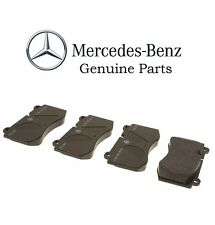 Mercedes W216 W221 Brake Pad Set Front GENUINE OEM Factory Parts