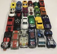 Hot Wheels Vintage 1990's / Early 2000's Job Lot Of 24 Cars