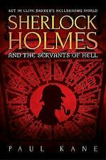Sherlock Holmes and the Servants of Hell (1) by Kane, Paul