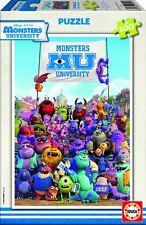 Educa Borras - 15611 - Puzzle - Monsters University - 100 Pièces