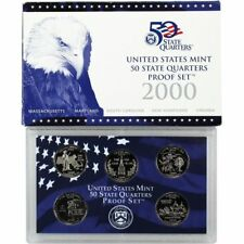 2000 Proof State Quarter Set US Mint
