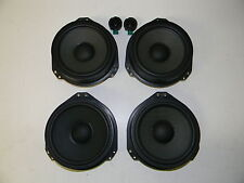 Opel Zafira A - Soundsystem Lautsprecher komplett mit Hochtöner - 9175188