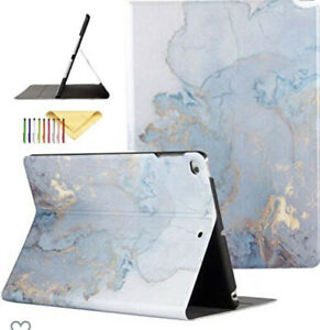 """Flip Smart Stand Case Cover For Apple iPad 7th Generation 10.2"""" 2019"""