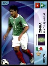 Panini GOAAAL! World Cup 2006 - Mexico Zinha No.85