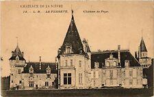 CPA  Chateaux de la Niévre - La Fermeté - Cháteau de Prye   (456669)