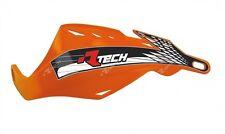 Coppia Paramani Gladiator Easy Racetech Handguards Arancio KTM Enduro Motard