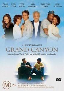 Grand Canyon DVD Steve Martin 1991 Rare Movie - Kevin Kline - REGION 4 PAL