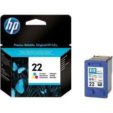 HP 22 ORIGINAL TINTE PATRONE DeskJet 3920 3940 D1300 D1360 D1400 D1460 C9352AE