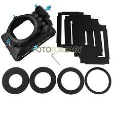 FOTGA DP3000 PRO Swing-away Matte Box 4:3 16:9 Ratio Masks for 15mm Rod DSLR Rig