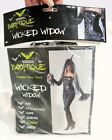 Total Ghoul Boo!Tique Women's Wicked Widow Corset - One Size Fits Most - New