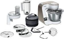 Bosch MUM5XW20 Scale Küchenmaschine mit Waage, 1000W, 3,9L Edelstahlschüssel