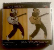 READER'S DIGEST ELVIS PRESLEY GOLD AND PLATINUM COLLECTION 3 CD 60 Song Set NEW