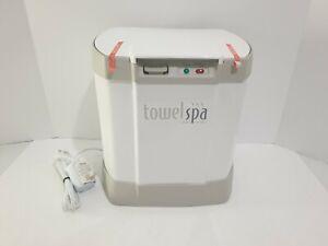 Brookstone Towel Spa Warmer #TSK-5201MA