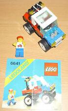 Lego City 6641  4-Achsen Truck v. 1987 + OBA