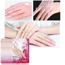 """1Paar Handmaske handschuhe """"Rolanjona"""" Handpflege, Handpeeling verjüngt die Haut"""