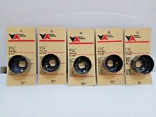 """5 X Vermont American 1 3/4"""" Carbon Hole Saw 18328"""