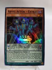 Yu-Gi-Oh Destiny Soldiers #DESO-EN020 Abyss Actor Extras SR