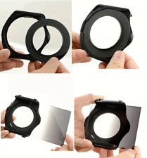 49mm Durable Metal Ring Adapters+Filter Holder Fr Cokin P Series SLR DSLR Camera